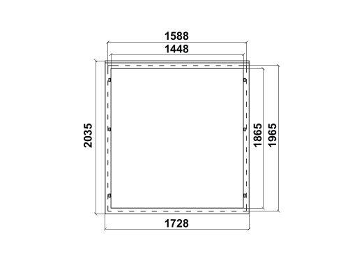 holz einbau t r wolff doppelt r knut f r 28 34 44 58. Black Bedroom Furniture Sets. Home Design Ideas