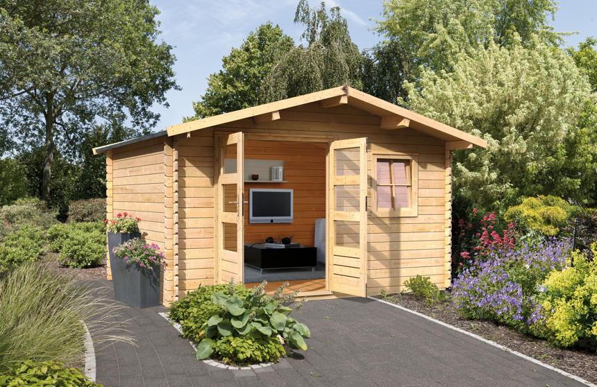 gartenhaus holz unterkonstruktion. Black Bedroom Furniture Sets. Home Design Ideas